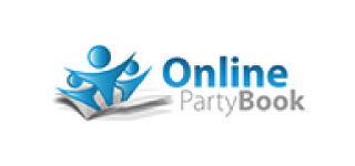Online Party Book Logo Fundraising Platform