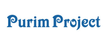 Purim Project Logo Fundraising Platform